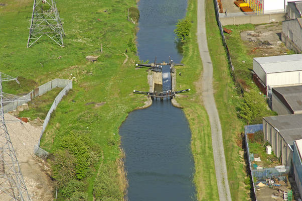 Grand Canal Lock 6
