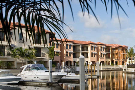 The Marina at Naples Bay Resort