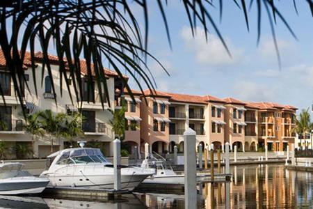 The Marina at Naples Bay Resort