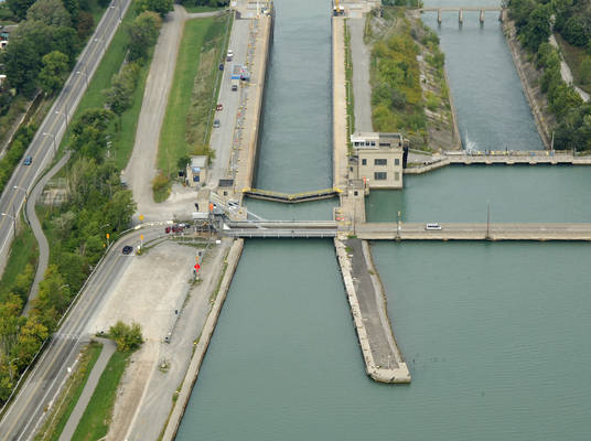 Welland Canal Bridge 3A