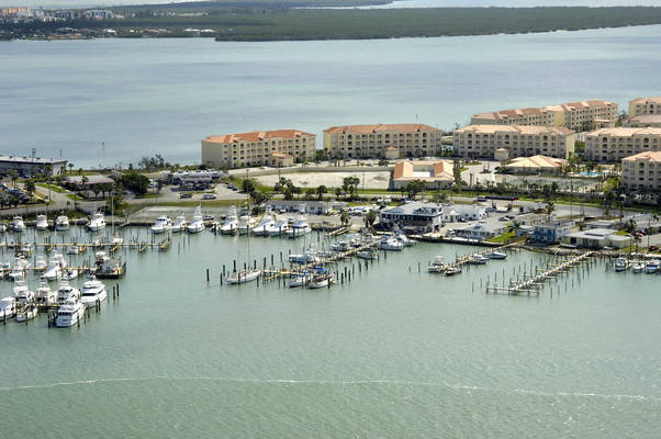 Fort Pierce Inlet Marina