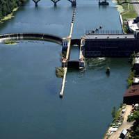 Oswego Canal Lock 5