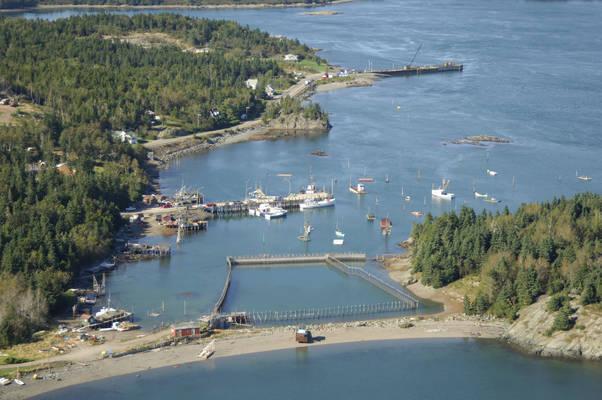 Deer Island Public Wharf
