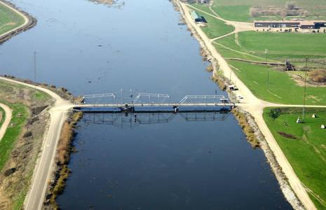 Connection Sough Swing Bridge
