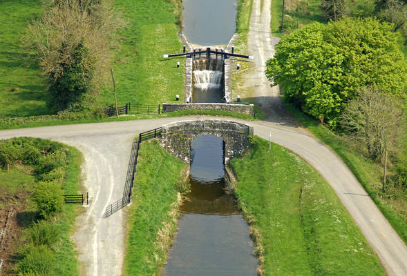 Royal Canal Lock 38