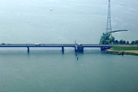 Haringvliet Bridge
