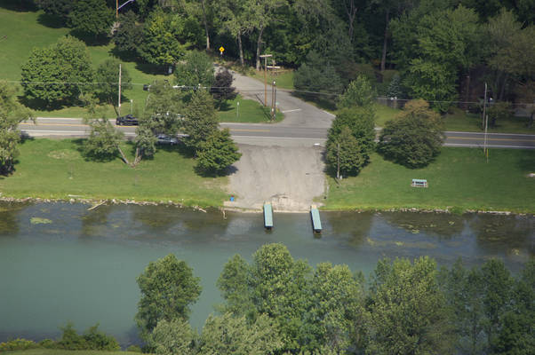City of Tonawanda Boat Ramp