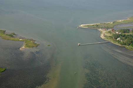 Tangier Island East Inlet