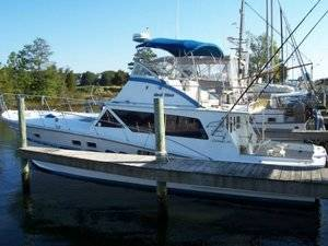 43' Tiffany Sport Fisherman