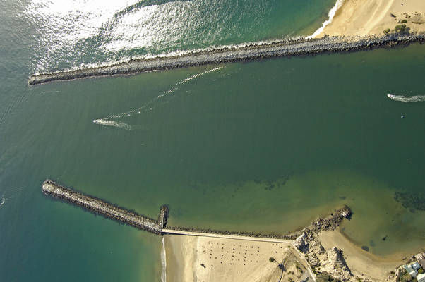 Newport Beach Inlet