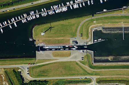 South Beveland Canal Lock