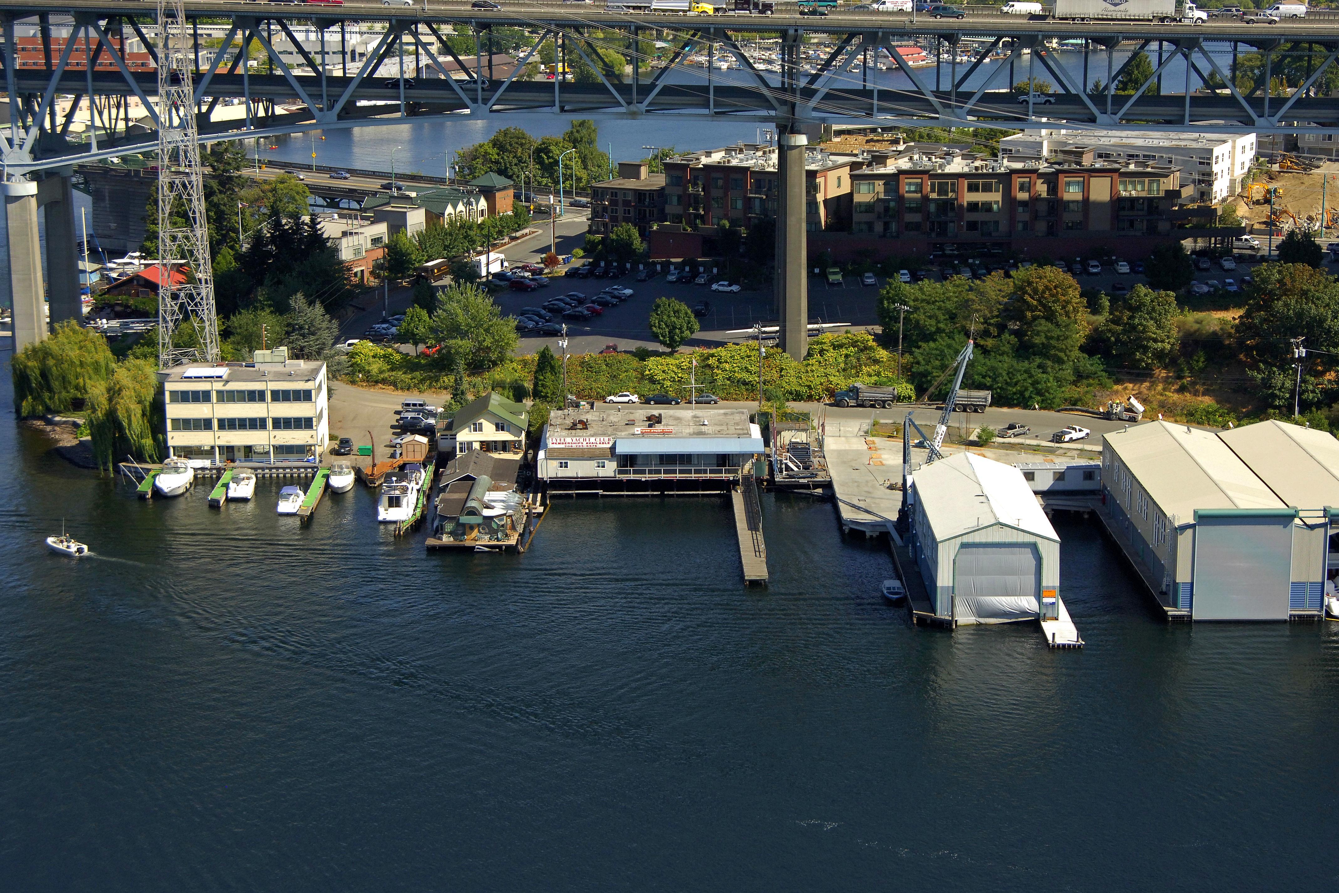 Tyee Yacht Club in Seattle, WA, United States - Marina
