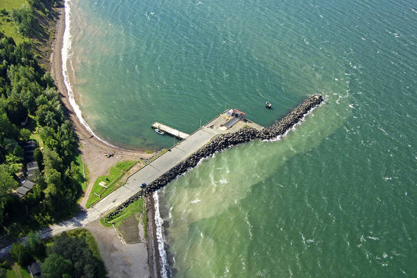 Miguasha Harbour