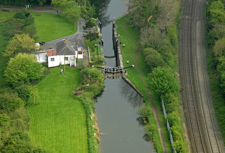 Royal Canal Lock 11