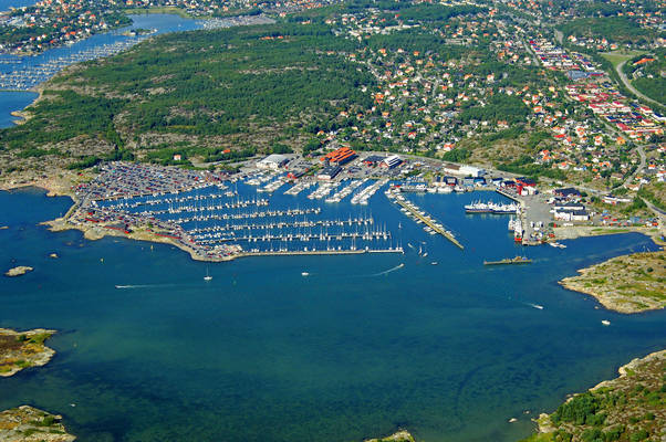Goteborg Fiskeback Marina