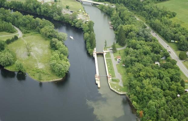 Champlain Canal Lock 7