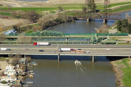 Mossdale Bridge