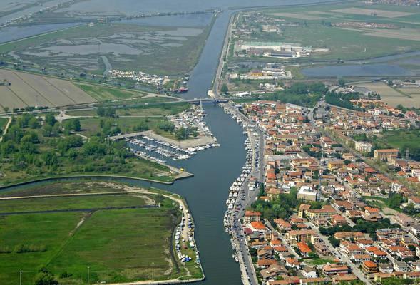 Porto Garibaldi Marina