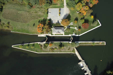 Trent Canal Lock 38