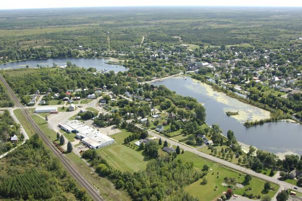 Merrickville Harbour