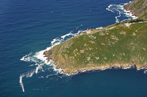 Cape Finisterre Light (Cape Fisterra Light)
