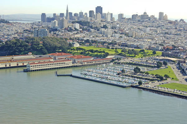 San Francisco Marina East