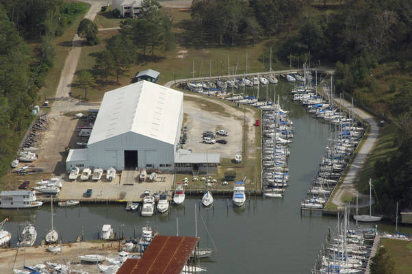 Fly Creek Marina