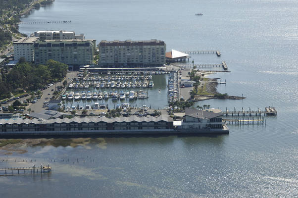 Dunedin Municipal Marina