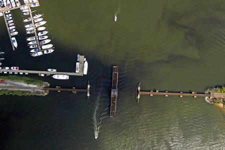 CSX Swing Bridge Dundalk
