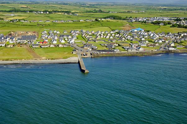 Inishcrone Pier