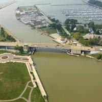 East Erie Avenue Draw Bridge