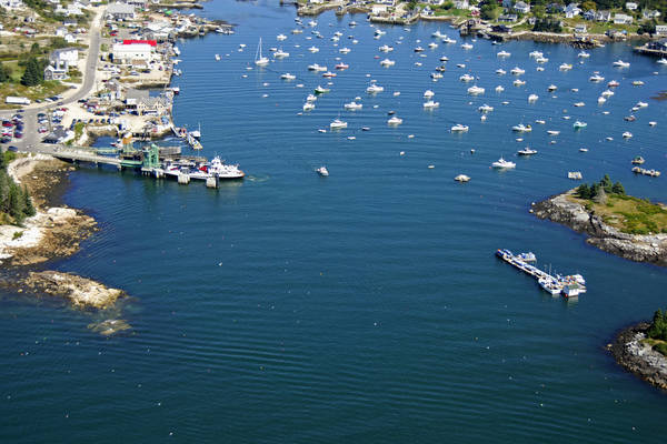Carvers Harbor Inlet