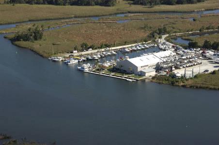 Twin Rivers Marina