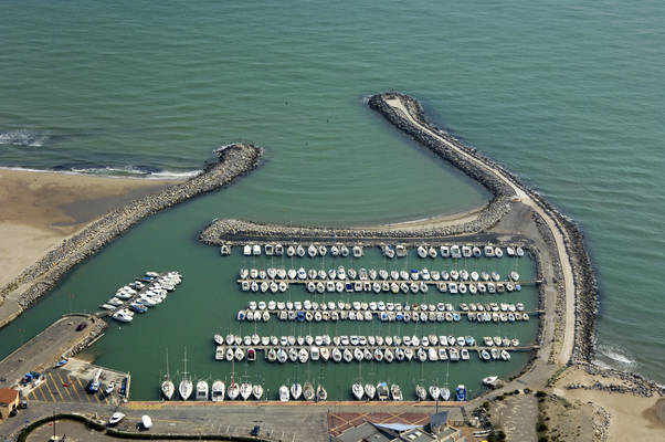 Narbonne Plage Marina