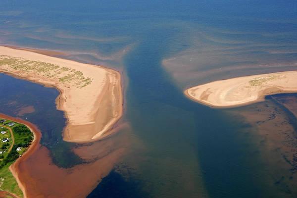 Rustico Bay Inlet
