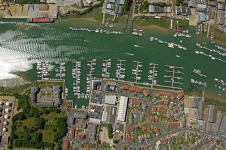 East Cowes Marina