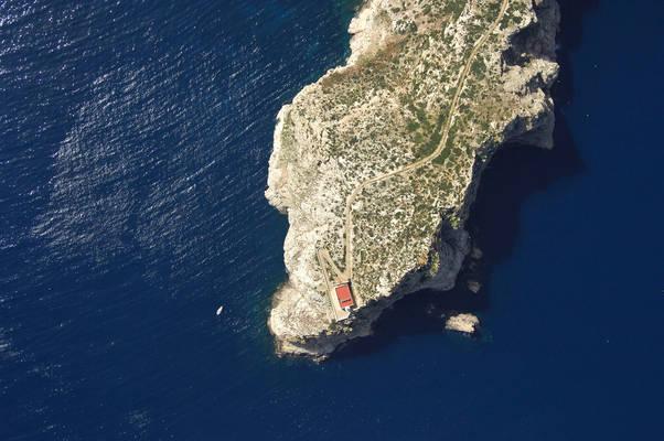 Punta Tramontana Light (Cap de Tramuntana Light)