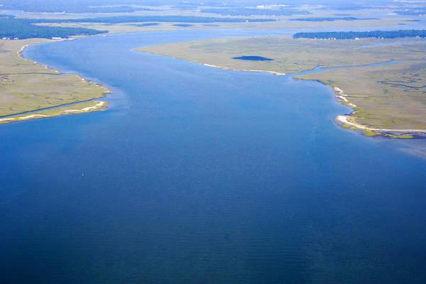 Wilmington River Inlet