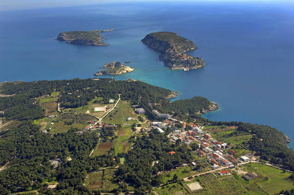 San Domino and San Nicola Islands
