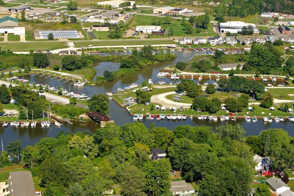 Riverbend Marina Inc