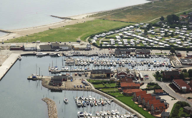Juelsminde Harbor and Marina