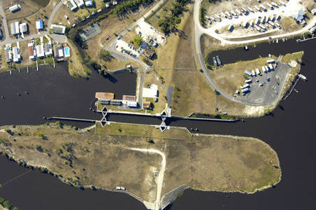 US Moore Haven Lock & Dam