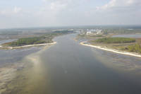 Carrabelle River Inlet
