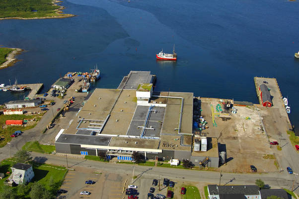 SeaFreeze Foods Inc. Canso Wharf