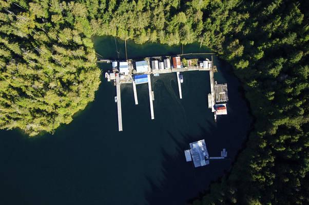 Shawl Bay Marina