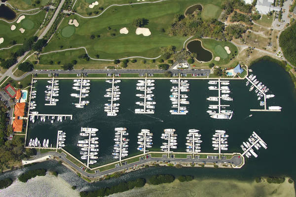 Longboat Key Club Moorings