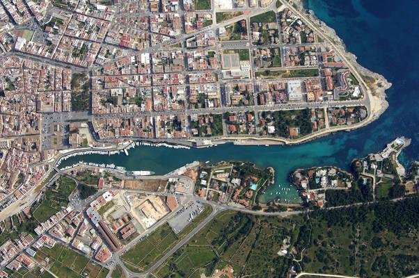 Puerto De Ciutadella Marina