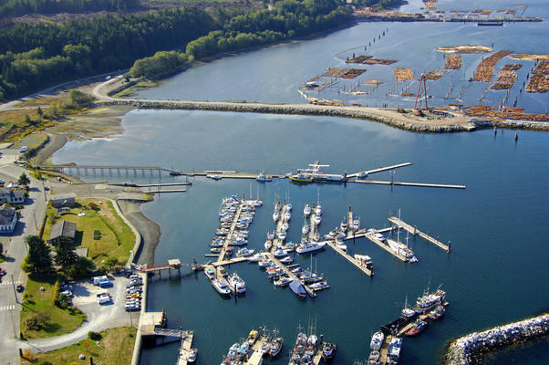 Port McNeil Marine & Aviation Fuel