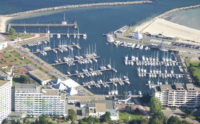 Damp Yacht Harbour