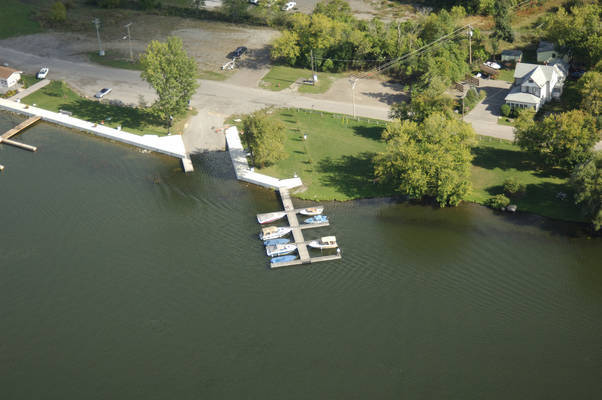 Homewood Avenue Dock